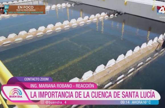 Acceso al agua: cuencas y caudales – Buen Día. Canal 4