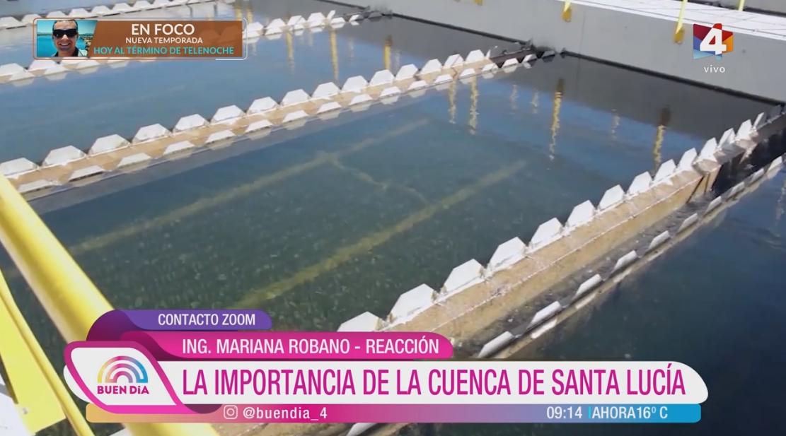 Buen Vivir, Canal 4, Acceso al agua: cuencas y caudales