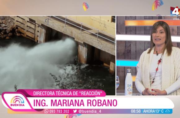 ¿Cómo se gestiona el agua en Uruguay? – Buen Día. Canal 4